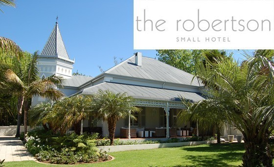 Experience a spectacular 5-star getaway at the AWARD-WINNING Robertson Small Hotel, only 90 mins from CT. For only R1399, you & a partner can enjoy an escape incl breakfast, a bottle of wine in your room & MORE! Use your Daddy's Deal ANYTIME! Value R3200