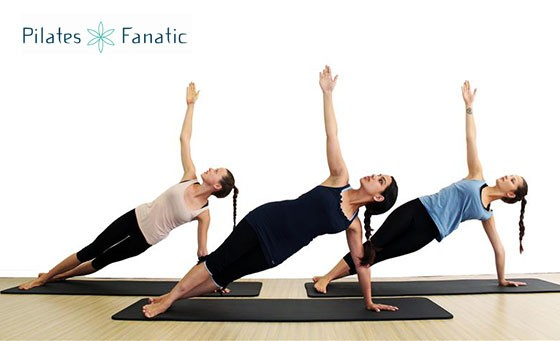 Enjoy a healthier lifestyle with The Pilates Fanatic Studio, situated in Central Cape Town – just R99 for a one month membership to Pilates classes (4 sessions, once weekly) for one person and more
