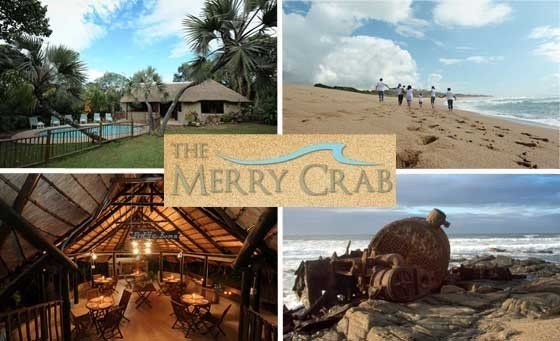 A family holiday awaits you! For only R1199, you and your partner plus 2 kids can enjoy 3 NIGHT'S at KwaZulu-Natal's best kept secret at The Merry Crab Lodge (80 Minutes from South of Durban)