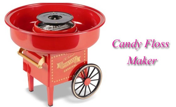 Make delicious candy floss in minutes – perfect for any event and loved by all – Candy Floss Maker for only R499, valued at more than R650. INCL FREE NATIONAL DELIVERY