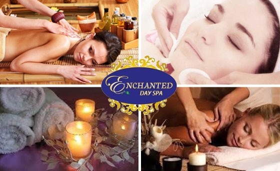Experience the latest craze in Hollywood! Receive a 24-carat Gold Facial, paired with a Back, Neck, Shoulder and Back of Legs Massage + more, all compliments of Enchanted Day Spa in Morningside! Only R149