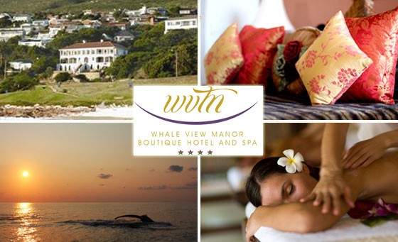 Breathtaking views to invigorate the soul at the 4-star Whale View Manor Boutique Hotel and Spa in Simon's Town! Only R699 for 2 ppl to enjoy a spellbinding getaway incl bfast & MORE! Less than 1-HR from CT! Use your Daddy's Deal ANYTIME (value R1590)