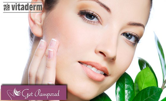 Improve your skin's luminosity and youthful radiance! The newly opened, EXCLUSIVE Get Pampered Beauty Studio in Bothasig offers you a 60-min Vitaderm Aromatic Facial incl a lash and brow tint as well as a brow wax & MORE for only R149! Valued at R410