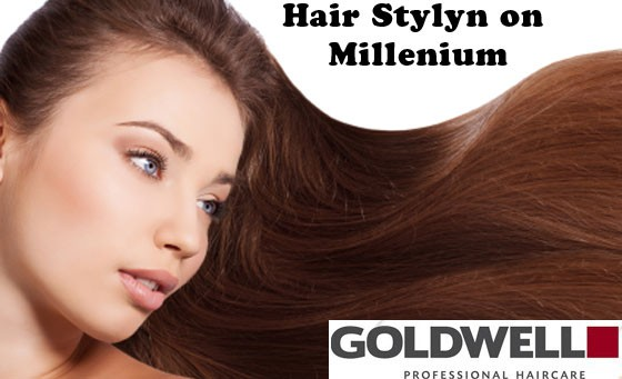 Refresh your look with Hair Stylyn on Millenium, situated in Umhlanga Ridge: Only R129 for a Refresh Session including a Wash, Blow and a Goldwell Treatment + more (value R350)