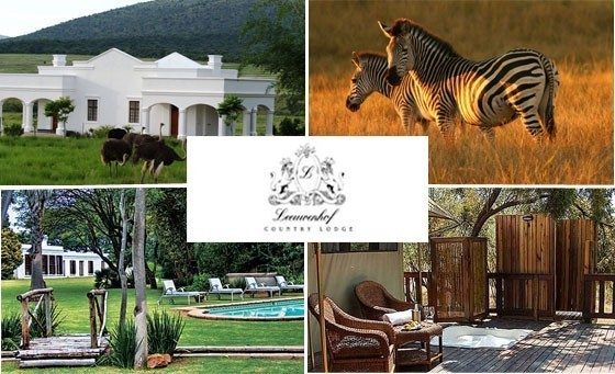A majestic overnight escape for you and your partner in a Luxury Prestige room at Leeuwenhof Country Lodge and Garden Spa, only R999! Incl breakfast, DINNER & Sunset Drive plus more. Only 200kms from JHB, 150kms from Pretoria