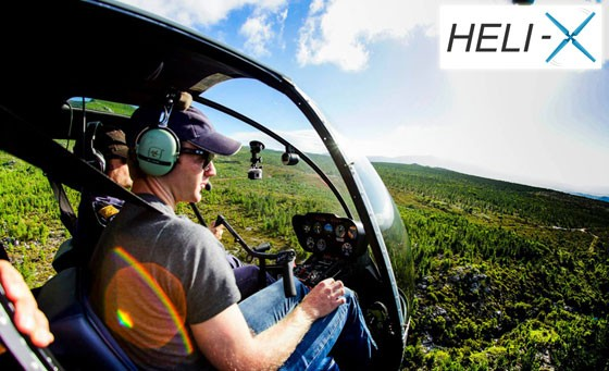 Exclusive limited offer! For only R799, enjoy a one hour Introduction Course to Flying a Helicopter, compliments of Heli-X, incl 30 mins of hands on experience flying a helicopter with a qualified instructor and more (value R3500)