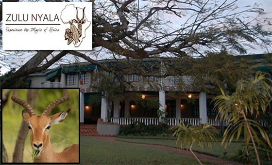 Save a huge 74% on the ultimate safari getaway at Zulu Nyala Heritage Safari Lodge, just 3hrs from Durban. Only R999 for 2 inc breakfast AND dinner + more! Daddy's Deal is valid for ONE YEAR (value R3780)