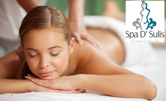 Rejuvenation starts here! Only R149 for a 1 hour, 30 minute Spa Package from Spa D' Sulis (situated in Umhlanga Ridge) including a Back, Neck and Shoulder Massage, an Indian Head Massage and more