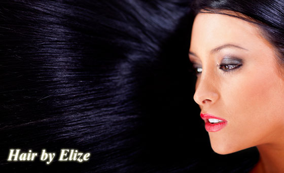 Hair make-over incl cut & treatment from Hair by Elize