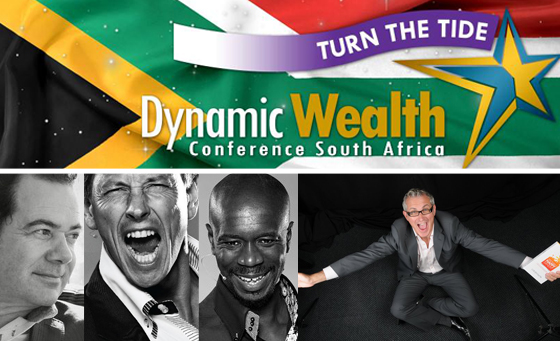 2-day Dynamic Wealth Conference feat. Top Business Entrepreneurs