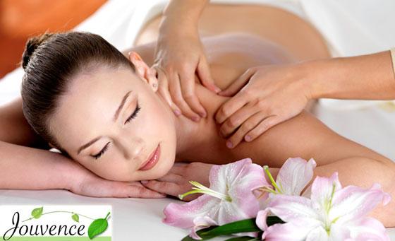 Choose between a 60-min Hot Stone or Swedish massage