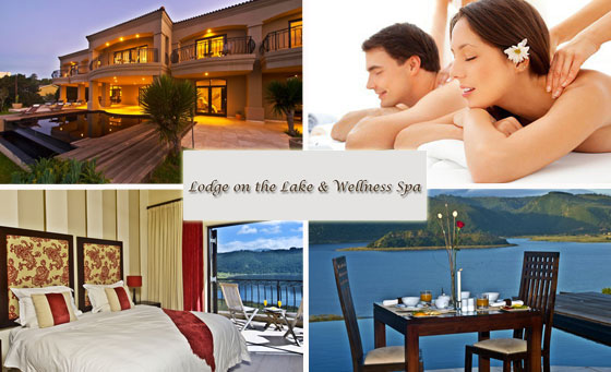 A TWO-NIGHT luxurious stay in the heart of the Garden Route