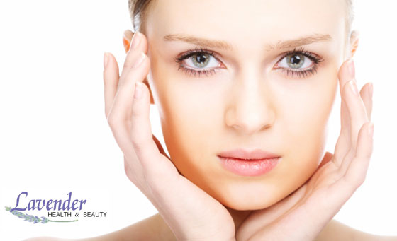 Enjoy clear skin with a Vitaderm Aromatic complex facial & more