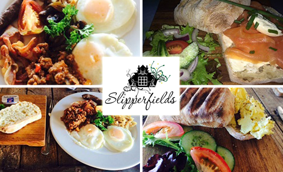 Sunday Lunch for two (3-course meal) for only R99 at Slipperfields