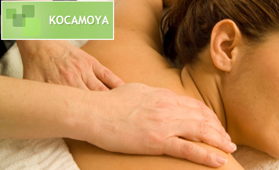 Holistic Massage infused by Reiki Music, a Foot Detox Treatment + more