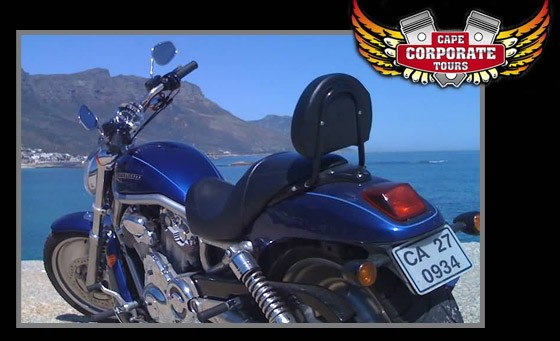 A 2-hour chauffeured Harley Davidson Adventure + more