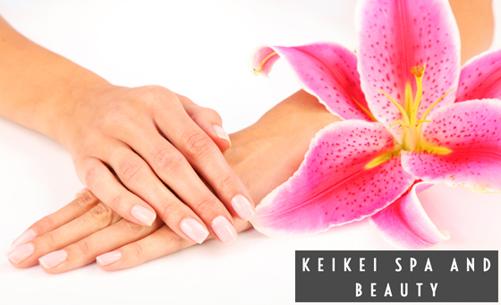 2 hour, 30 min Spa Package incl a 1-hour, 30 min Spa Manicure + more