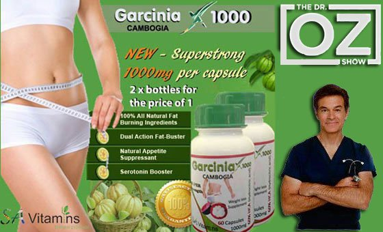 Garcinia Cambogia HCA Capsules