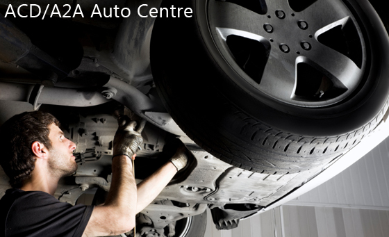 Major Car Service for Light to Medium Vehicles + more