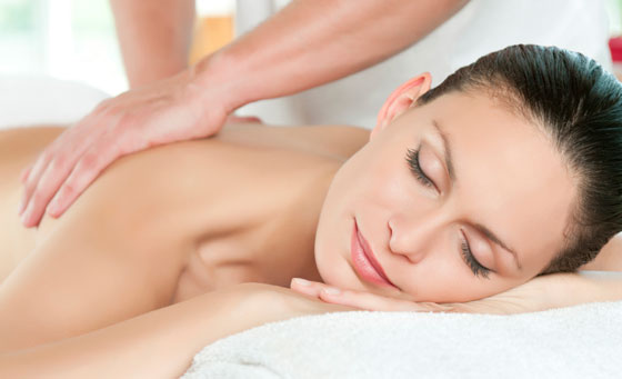 45-min deep tissue massage and more