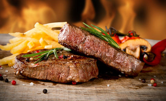 A 200g Rump steak & more for 2 people at Zio G