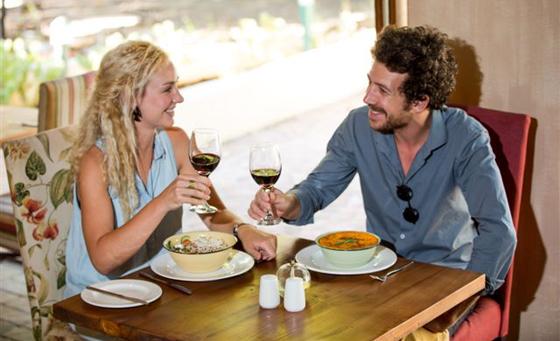Dinner for two at Le Pommier Wine Estate
