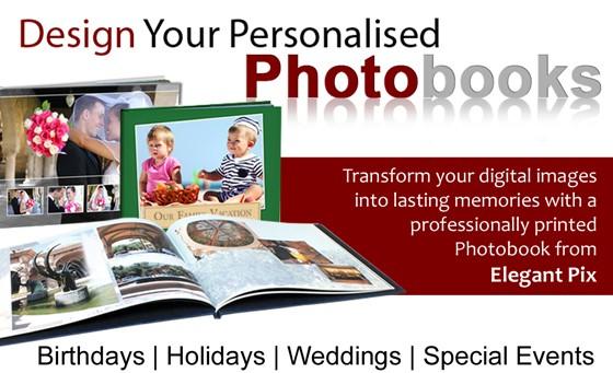 30pg A4 Custom Hard Cover Photobook