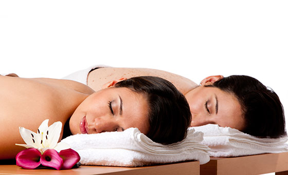 A Mother's Day Pamper Package for 2!