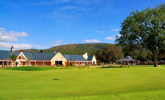 Overnight stay for two at Bushman Sands Golf Lodge