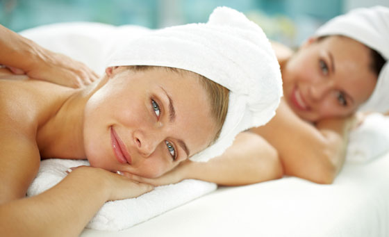 Mother's Day spa package for 2!