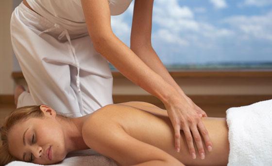 A 60-minute full body Swedish or Aromatherapy massage