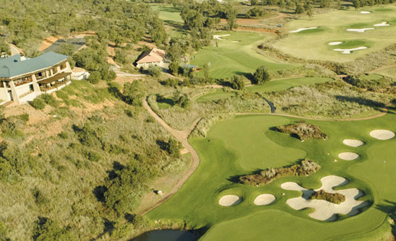 Overnight stay for 4 at the magnificent Elements Private Golf Resort