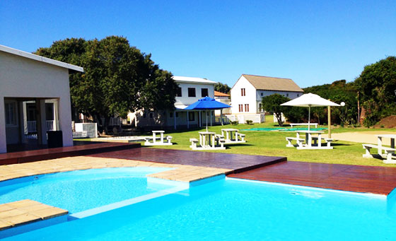 A world-class Garden Route escape at The Dunes Resort