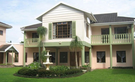 A tranquil 2-night stay for 2 at Ebenezer Palms B&B