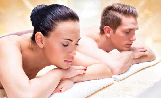 Half-day spa package for 2 at Oeresta Health Spa