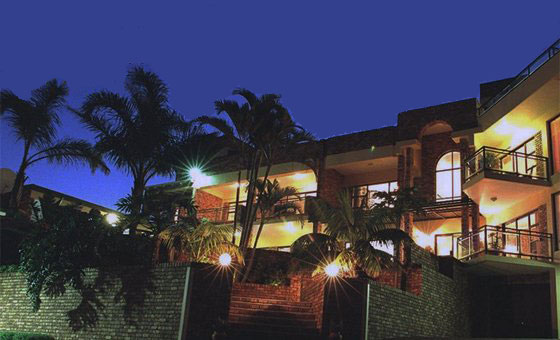 A romantic 2-night stay at the 4-star Albatros Guest House