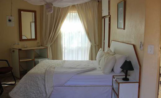 A 2-night stay for 2 including breakfast daily at Copacopa Lodge
