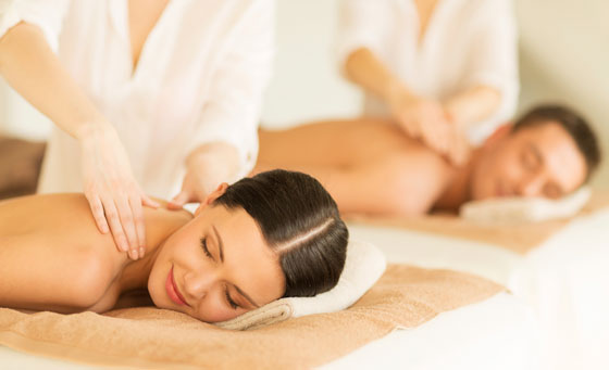 Luxurious spa package for 2!