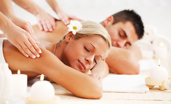 A full day spa package for 2 people at Mai Day Spa