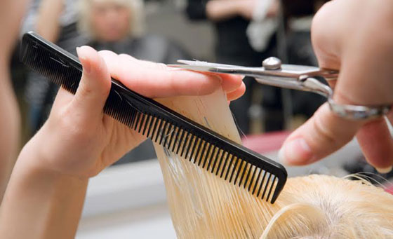 Paul Mitchell wash, cut, blow and more