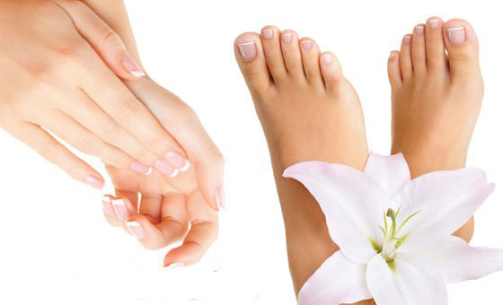 A manicure, pedicure and more at Skin Deep Medi Spa