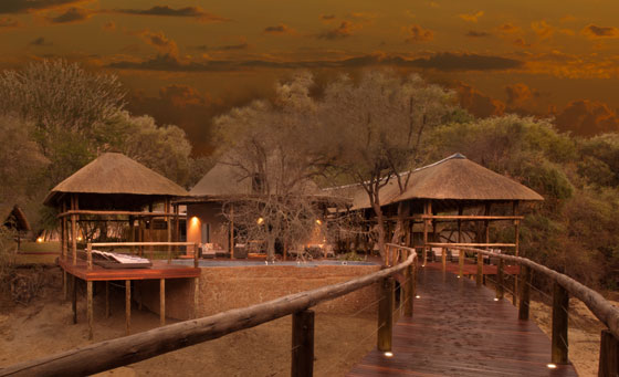 A 2 night Big 5 safari getaway for 2 at Moditlo River Lodge