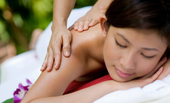 A 2 hour spa package at African Dream Spa
