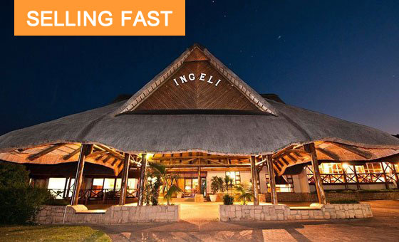 A 2 night stay for 2 adults & 2 kids (under 12) at Ingeli Forest Resort