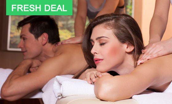 A relaxing spa package for 2 at Fairways Health and Beauty