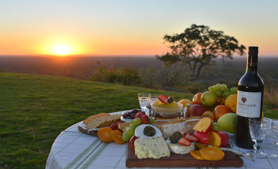 Luxurious 2 night bushveld getaway for two at Sabella Private Retreat