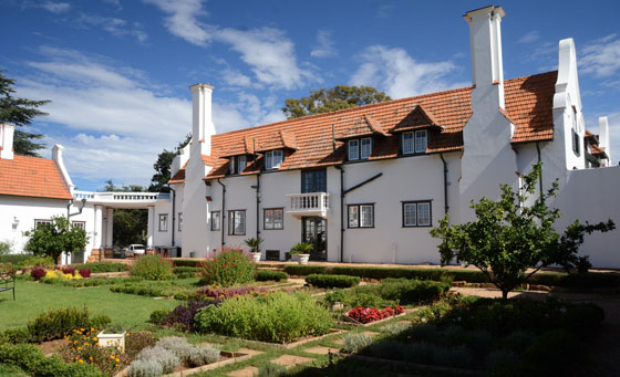 A 2 night getaway for 2 at the 5 star Welgelegen Manor in Balfour