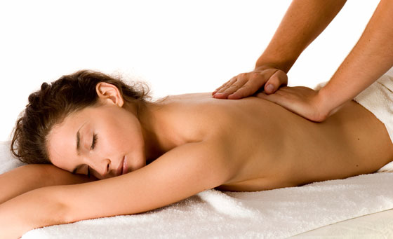 Enjoy a 45 minute detox massage and more