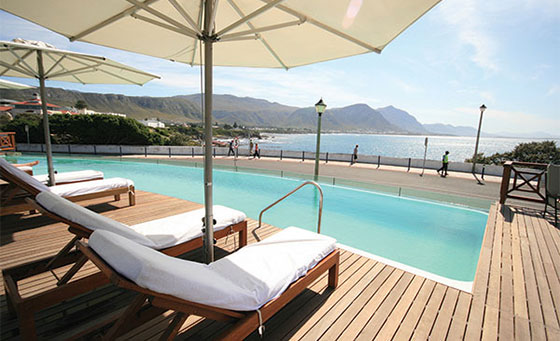 A 2 night Hermanus getaway for 2 at Harbour House Hotel