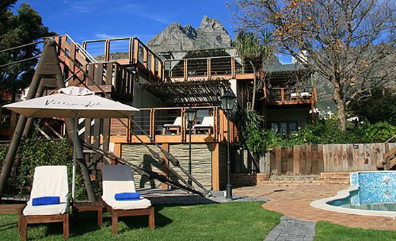 A 2 night stay for 2 in Camps Bay